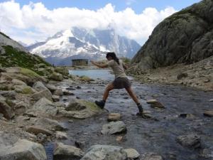 Le Mont Blanc, Chamonix, France